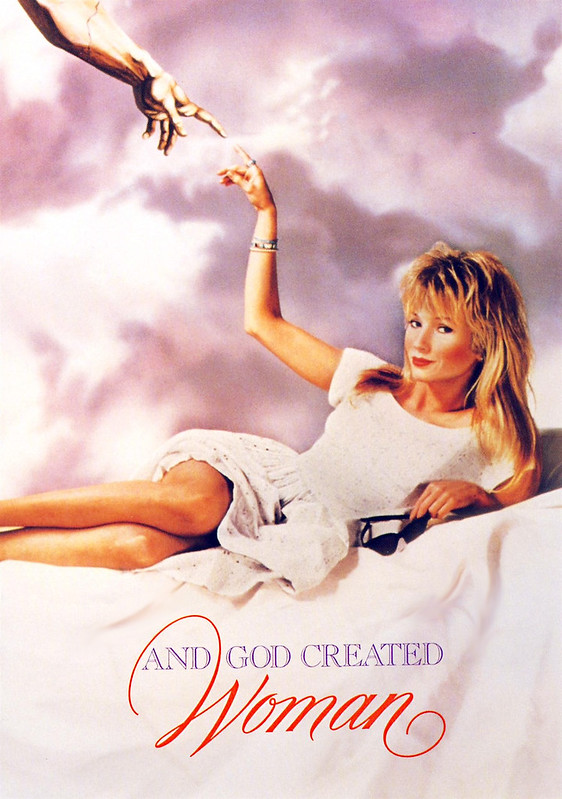 And God Created Woman - Poster 2