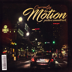The Motion Picture Soundtrack (Front)