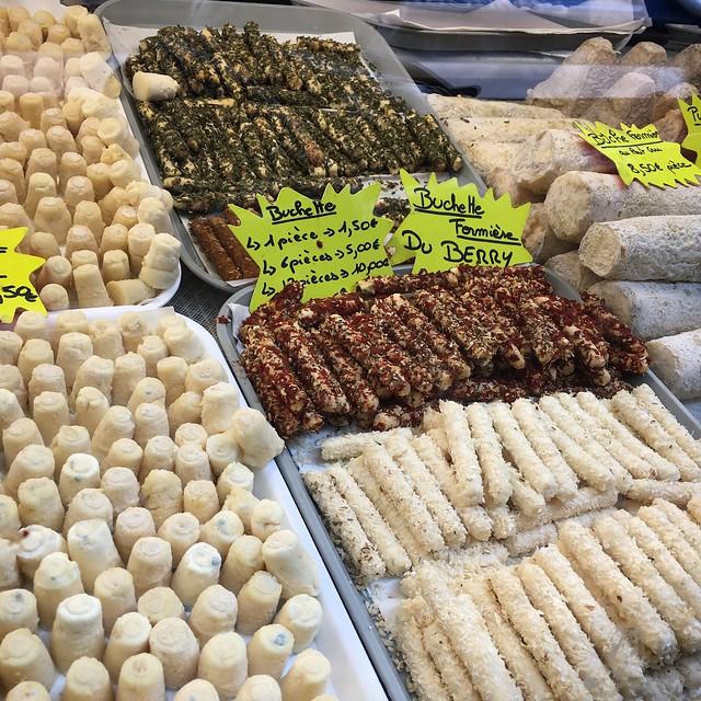 Pari Fermier market