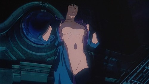 Ghost in the Shell - Anime - screenshot 2