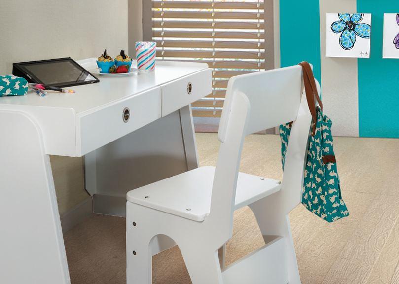 Muebles Placencia Escritorio y Silla Recamara Stock | Flickr