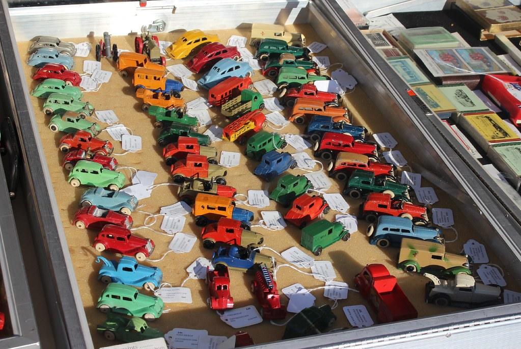 Toy Car Display Tootsie Toys Richard Spiegelman Flickr