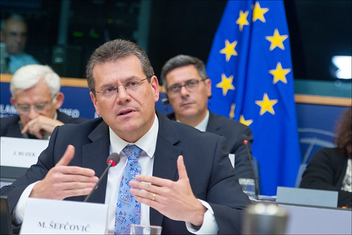 Hearings of candidate commissioners: Maroš Šefčovič under scrutiny at the European Parliament | by European Parliament