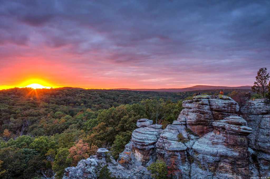 by asif a ali garden of the gods shawnee national forest by asif a ali - Shawnee National Forest Garden Of The Gods