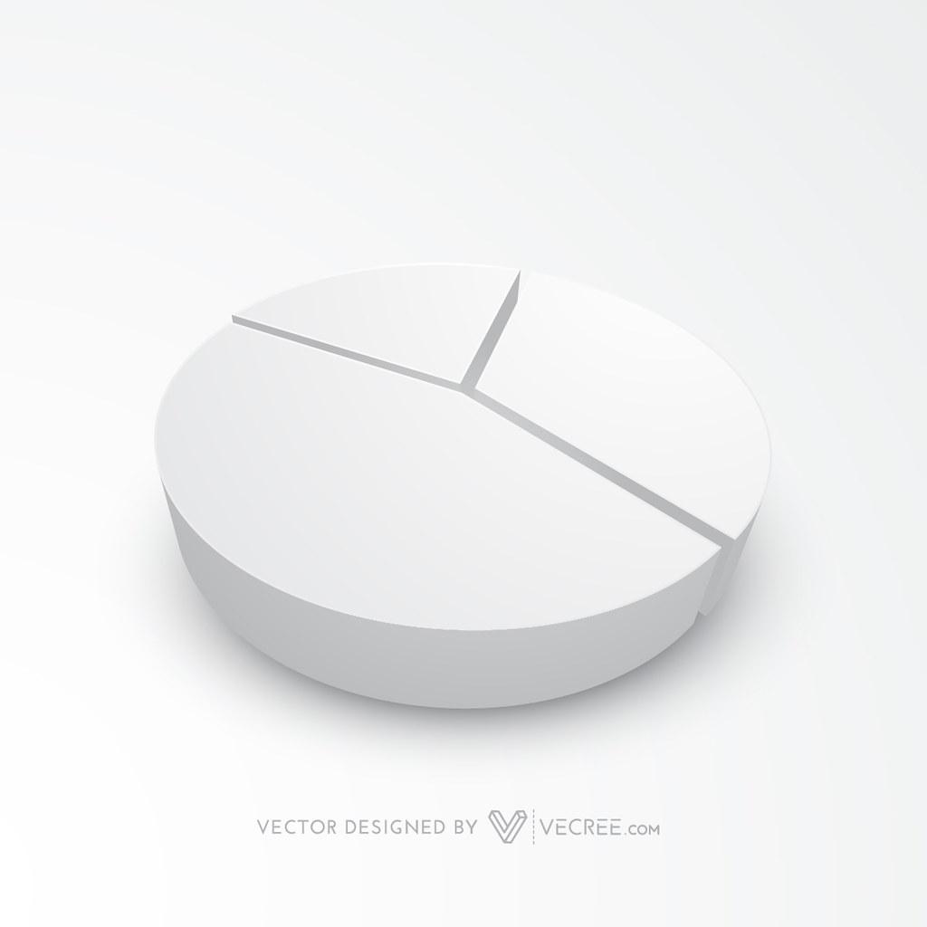 3d Pie Chart: 3d pie chart | 3d pie chart | Vecree.com | Flickr,Chart