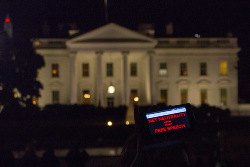 Net Neutrality Protest at the White House | by joseph.gruber