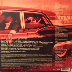 THE BEATNUTS:A MUSIC MASSACRE(JACKET B)