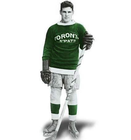 Toronto St Pats Babe Dye 1920-21