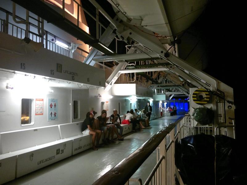 Ferry Ancona-Split