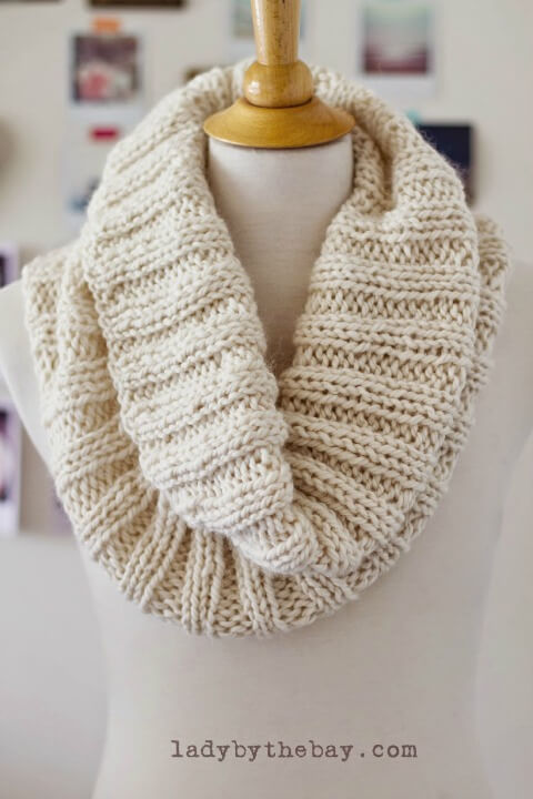 Cute Scarf Knitting Patterns You Wont Believe Are Free Tastefully