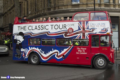 AEC Routemaster - KGJ 118A - RM 1398 - TheClassicTour.com - London 2017 - Steven Gray - IMG_8790