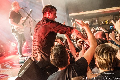 HEAVEN SHALL BURN @ Sala Jimmy Jazz, Vitoria-Gasteiz, 14/03/17