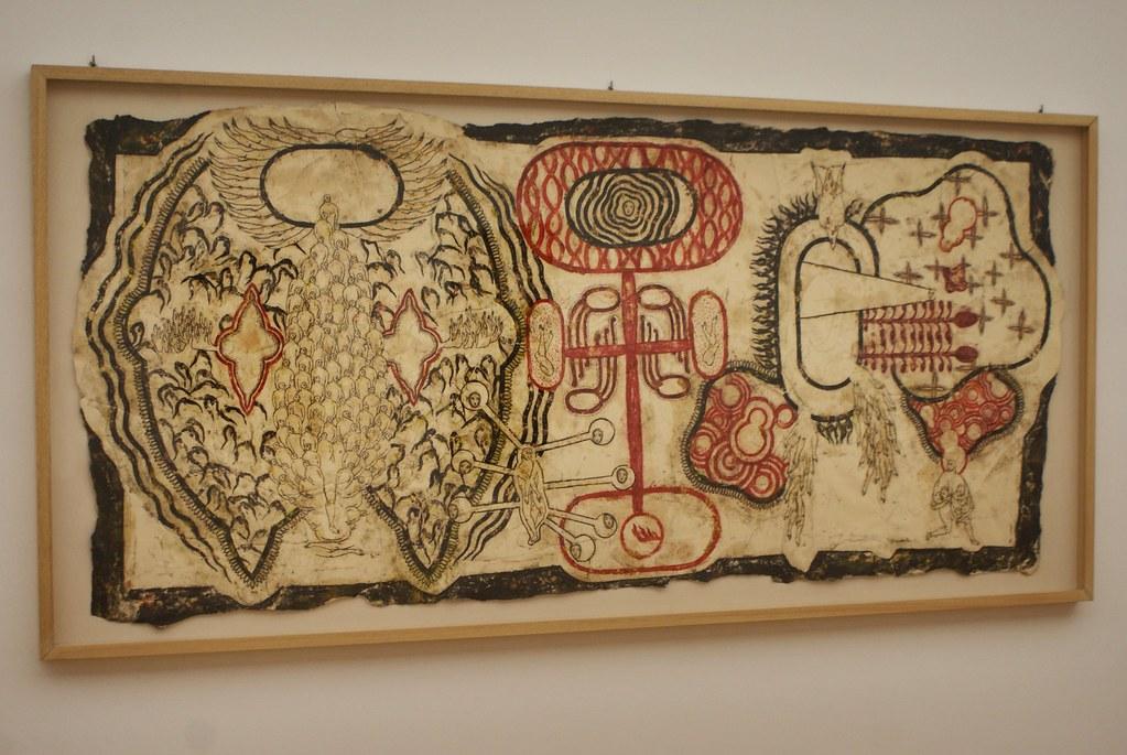 "Simone Pellegrini ""Scuotere le forme"" (2012) au Mambo."