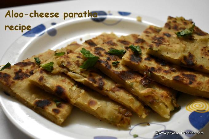 aloo-cheese-paratha-recipe