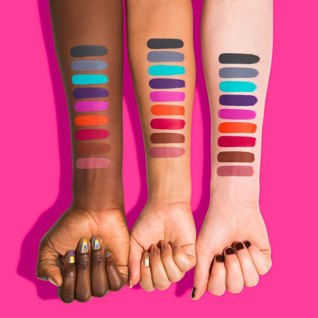 Kat Von D Everlasting Liquid Lipsticks for Summer 2017 Swatches