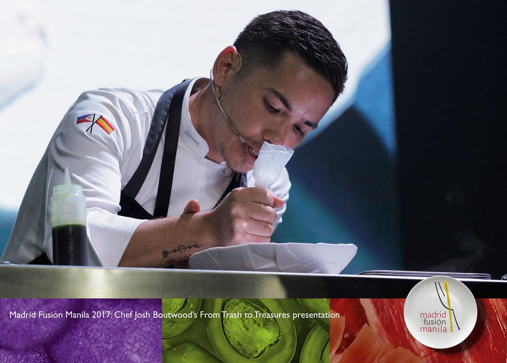 Madrid Fusion Chefs 2