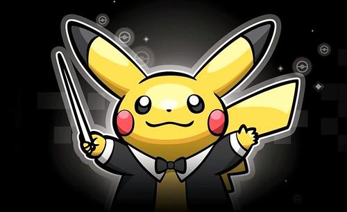 Dr. Phillips Center presents Pokémon: Symphonic