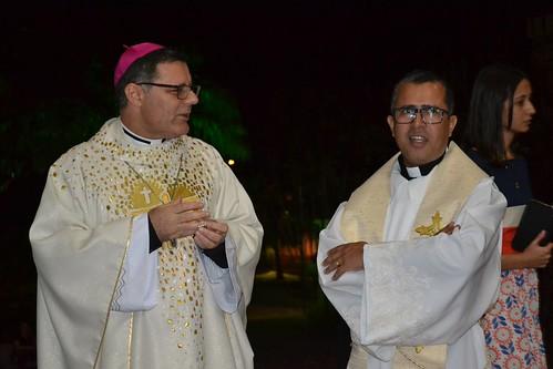 Missa de Páscoa São Bento