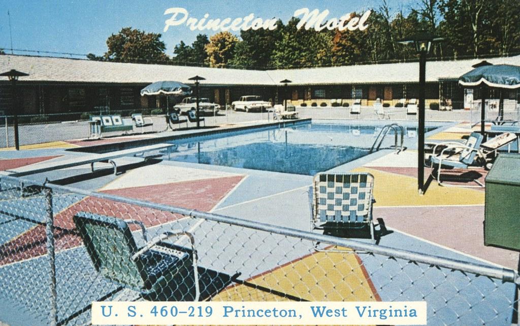Princeton Motel - Princeton, West Virginia