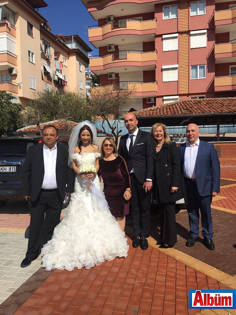 Nikahlarını Çavuşoğlu kıydı ( Yeliz Yakar ve Mehmet Palancı düğün)7