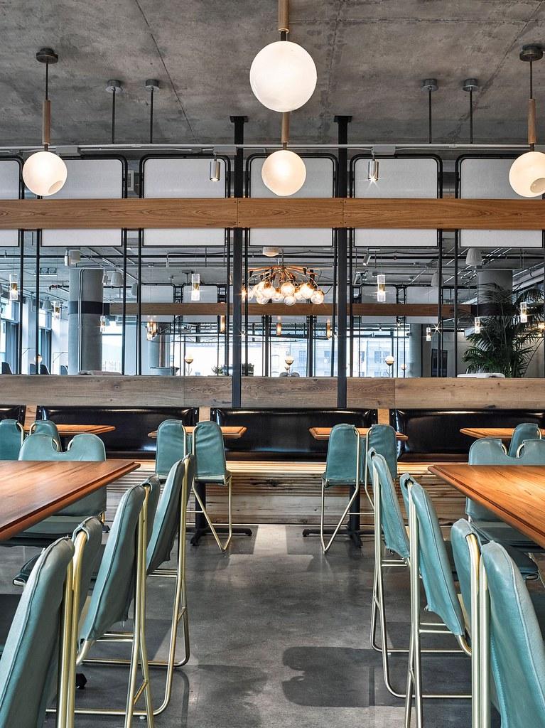 Workspace cafe by American studio AvroKO in San Francisco Sundeno_02