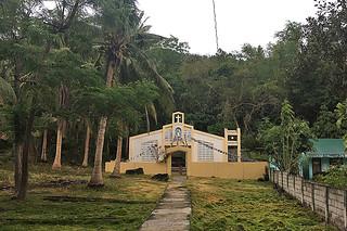 Sibale island - San Vicente chapel