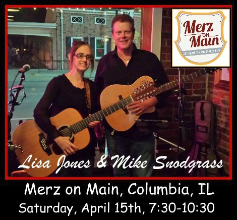 Lisa Jones & Mike Snodgrass 4-15-17