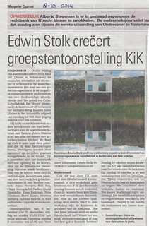 Thought-experiment in Meppeler Courant | by Edwin Stolk