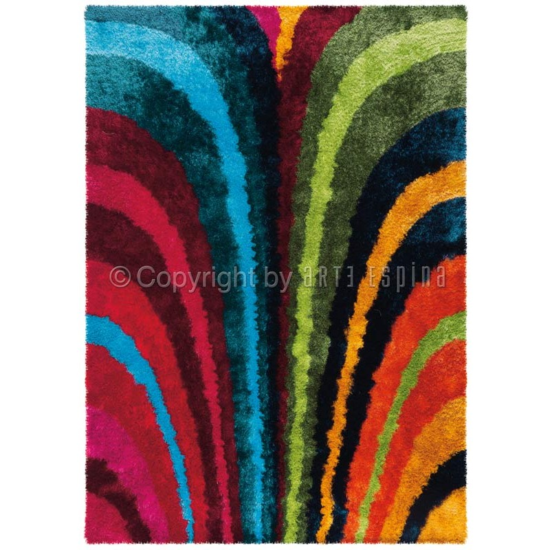 Tapis Arte Espina Funky Ii Multicolore Disponible Sur Ww Flickr