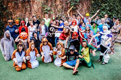 Halloween 2014 at Envato in Melbourne | by envato