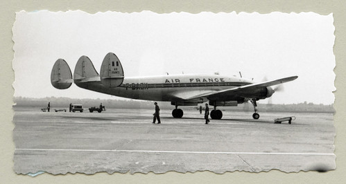 Lockheed Constellation L-749A