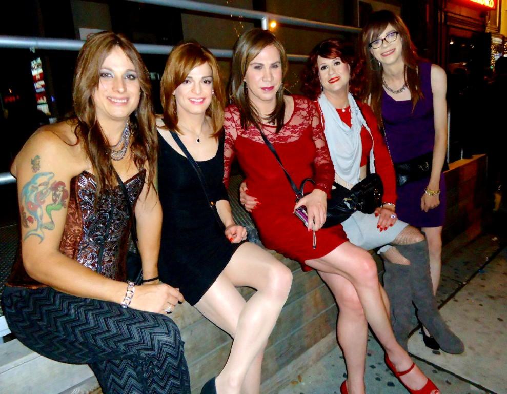 crossdresser group