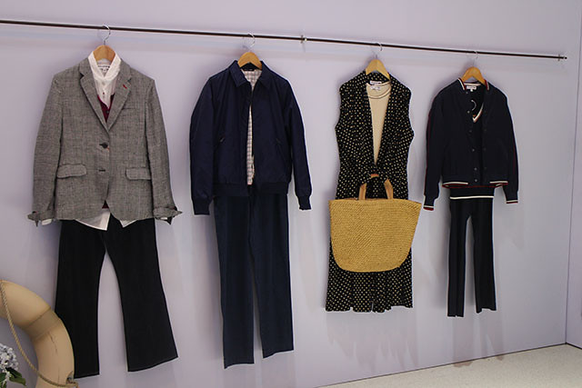 Uniqlo Spring Summer Fashion Style Duane bacon Lifewear Ines de la fressange