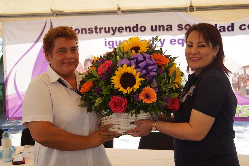 ISTA reconoce el aporte de las mujeres en trabajo institucional