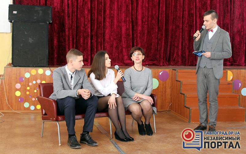 Ток-шоу з Ярославом Євраєвим (у гостях шкільний євроклуб Європа-плюс) копия