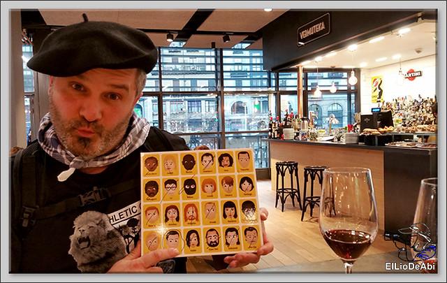 Gimkana Gastronómica por Bilbao 5