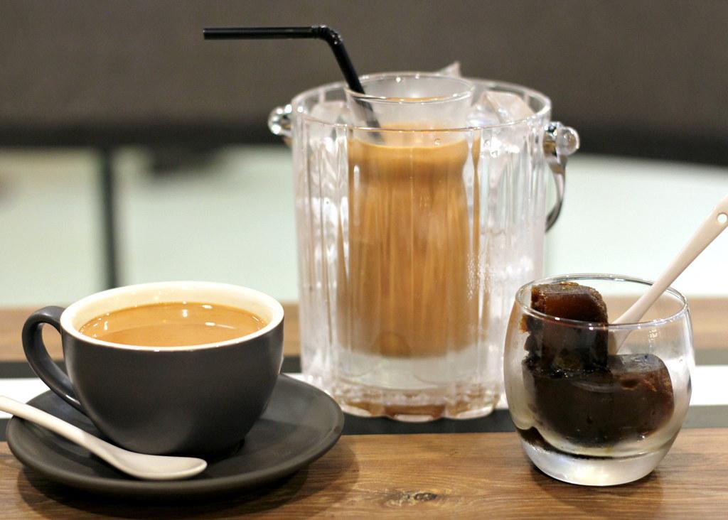 九龙湾香港咖啡饮品