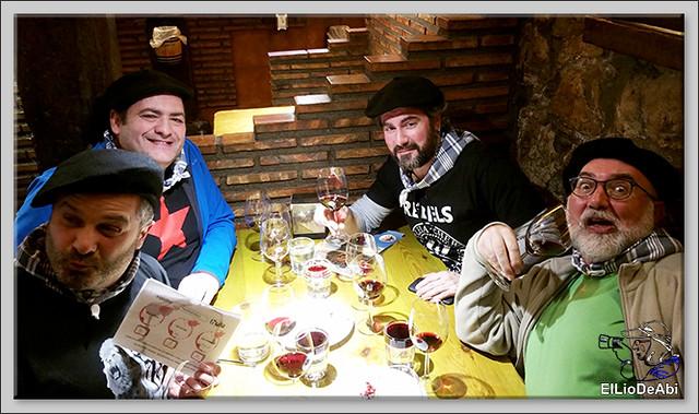 Gimkana Gastronómica por Bilbao 20