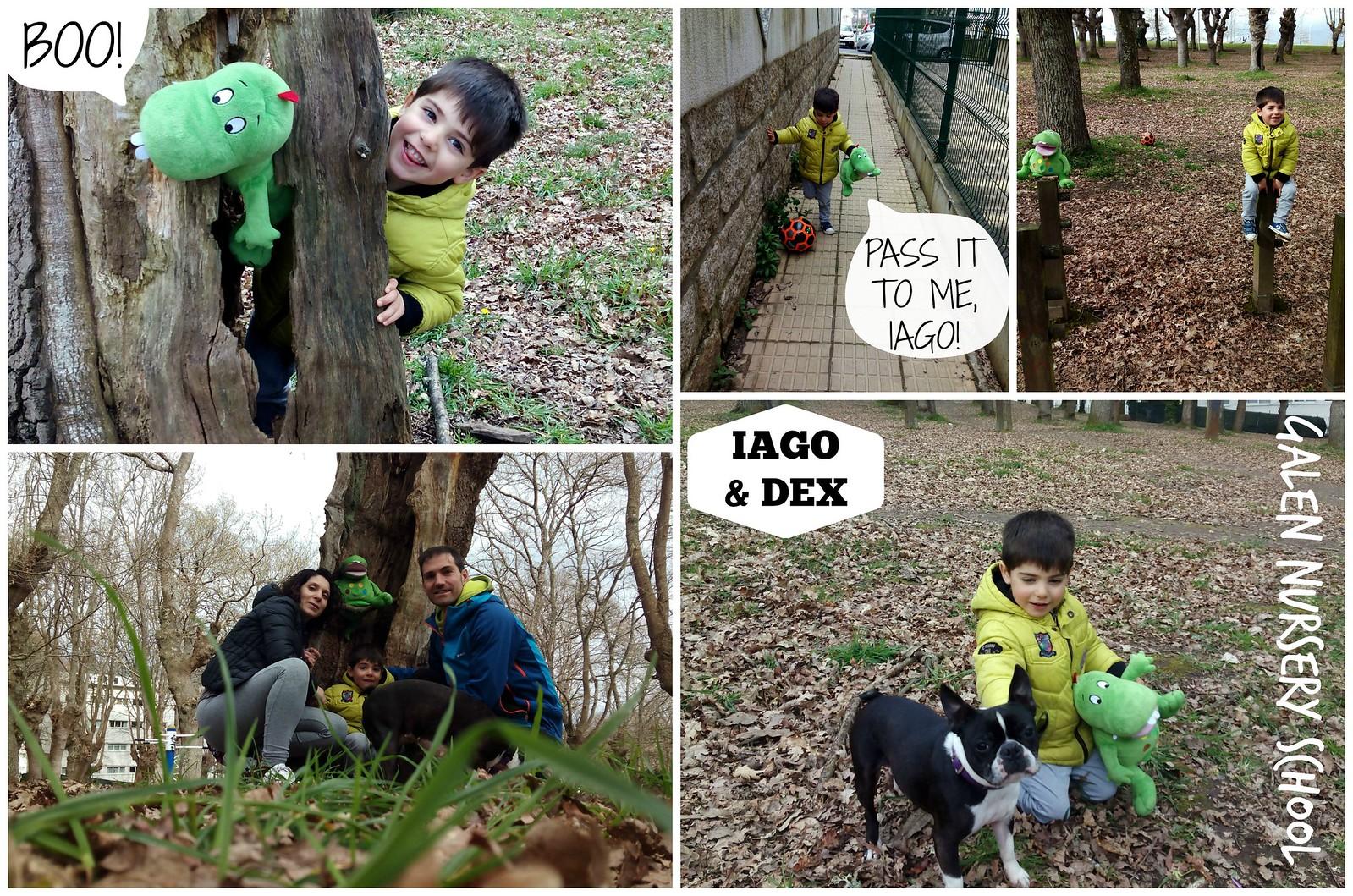 IAGO & DEX