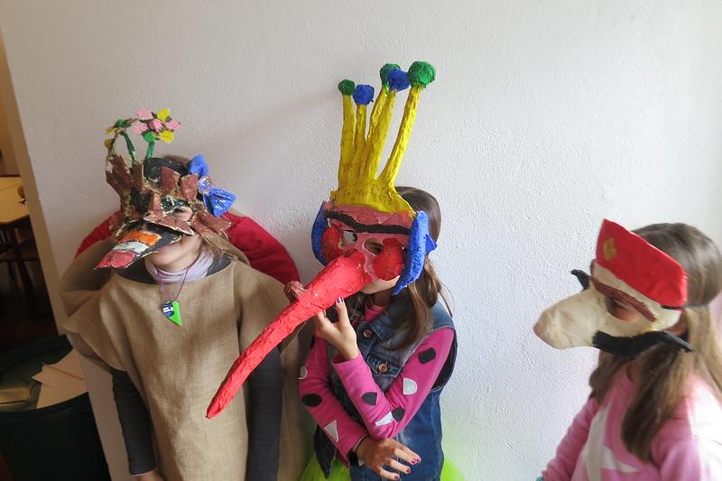 Carnaval no Museu - dia 2