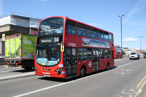 Arriva London North DW319 LJ60AXY