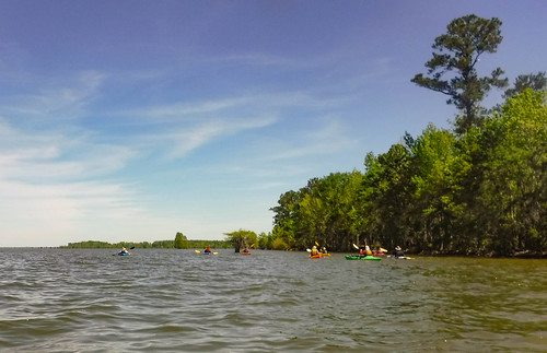 Paddle to Church Island with the Tri-County Blueways Paddlers-011