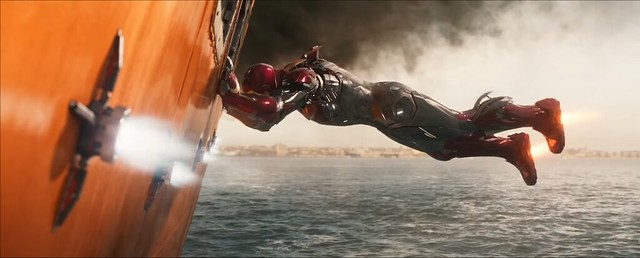 Spider-Man Retrouvailles - Iron Man