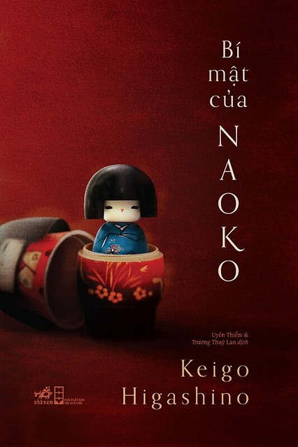 Bí mật của Naoko - Higashino Keigo [Tiểu thuyết]