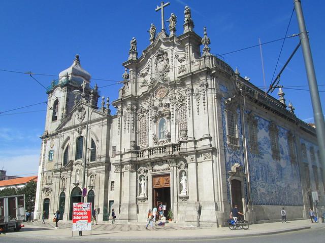 Tiled Church, Porto