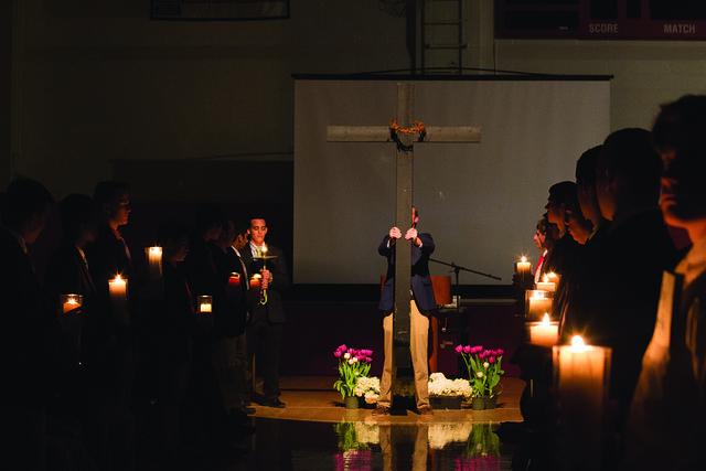 Holy Week Prayer Service 2017