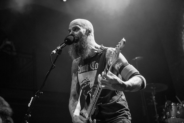 Baroness @930Club, Washington DC, 4/12/2017