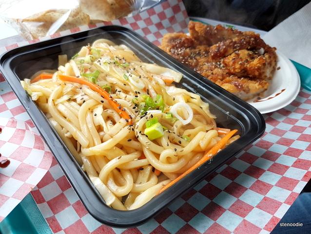 Don Katsu Stir Fried Noodles