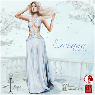 Oriana available in Marketplace | by JanireCoba