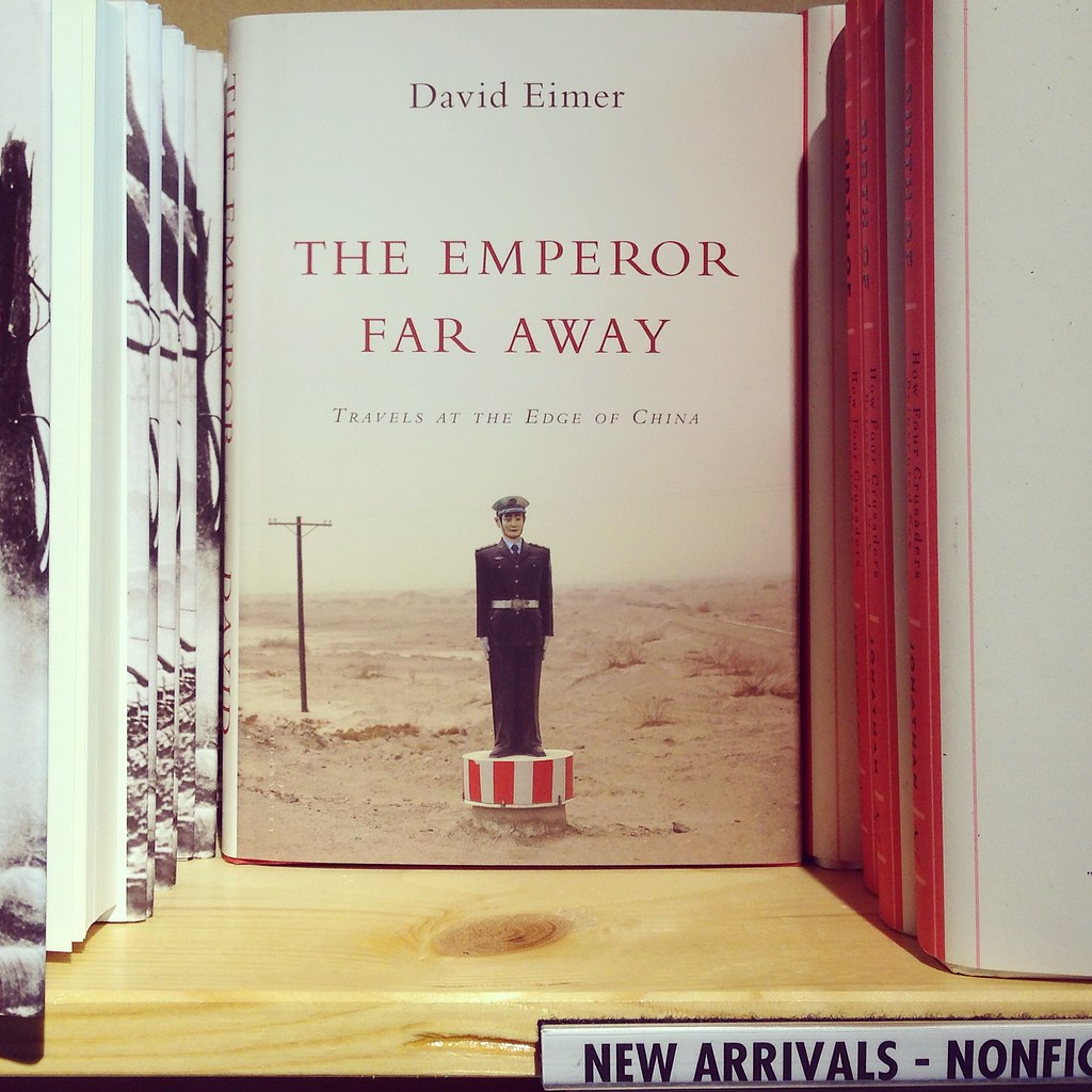 ... David Eimer's book at Powells | by nataliebehring.com